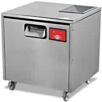 Evőeszköz szárító és polírozó gép UV sterilizálással, 7000 db/óra teljesítmény – EMPERO EMP.CKP.02