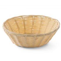 HENDI 426609 Műrattan kenyérkosár, kerek, O200mm