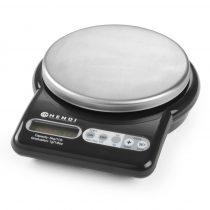 HENDI 580004 Digitális konyhai mérleg, időzítő funkcióval, 5 kg méréshatár