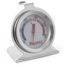 HENDI 271179 Sütőhőmérő, analóg, akasztható és állítható kivitel (+50/300°C)