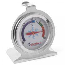 HENDI 271186 Hűtőhőmérő, analóg, akasztható és állítható kivitel. (-50/+25°C)