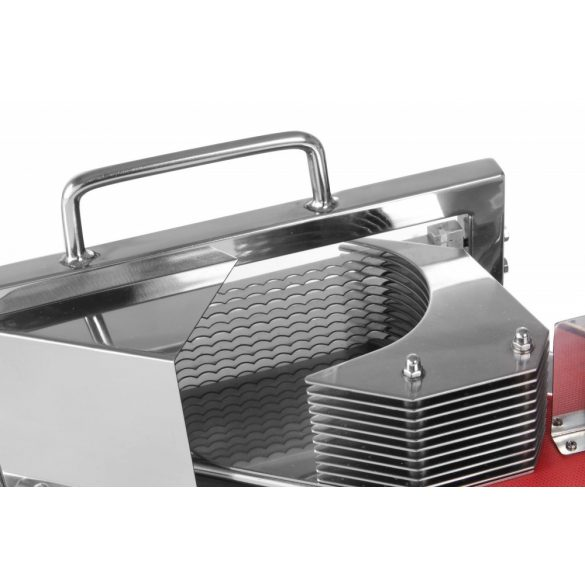 HENDI 570159 Paradicsomszeletelő, kézi, rozsdamentes, 5mm-es szeletvastagság