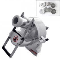 SPAR-MIXER V 99 S Zöldségfeldolgozó segédgép SP gépekhez, 8db tárcsával