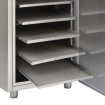 Perforált tálca CFD típusú aszalógépekhez – ALPFRIGO CFD-shelf