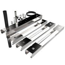TECNOEKA EKKM 4 Összeépítési egységcsomag, Tecnoeka EKF 3 és 4 tálcás ELEKTROMOS sütőkhöz (kivéve touchline)