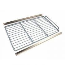 Polc, sínekkel (GN2/1) Maxima R600GN FR600GN R1200GN FR1200GN hűtőberendezésekhez – Maxima 09400503