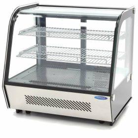 Pultra helyezhető hűtővitrinek