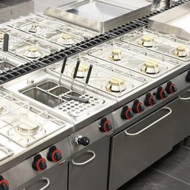 Nagykonyhai ipari sütő főző berendezések